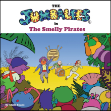 Smelly Pirates - Funny story for kids
